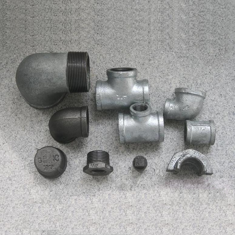 Malleable Iron Threaded Pipe Fittings